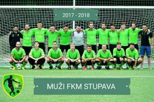 Muži FKM Stupava